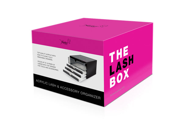 The Lash Box (Black)