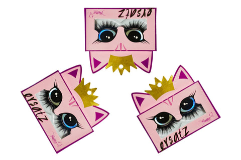 Cat Eye (3 pack)