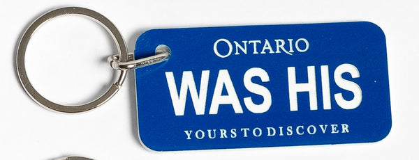 Ontario Key Tags