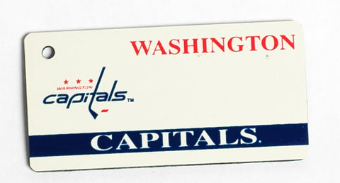 Washington Capitals Key Tag