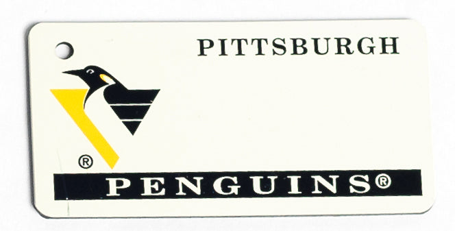 Pittsburgh Penguins Key Tag