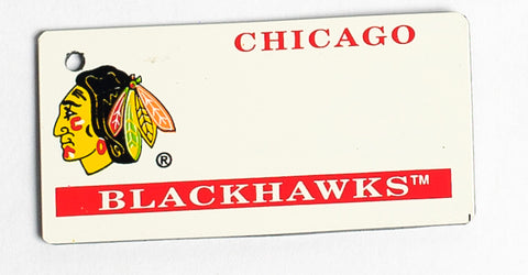 Chicago Blackhawks Key Tag