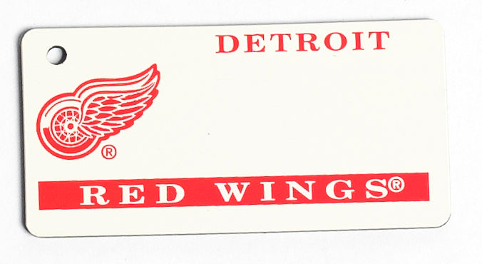 Detroit Red Wings Key Tag
