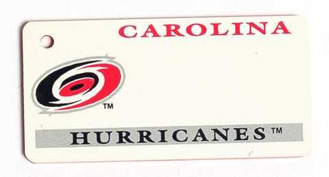 Carolina Hurricanes Key Tag