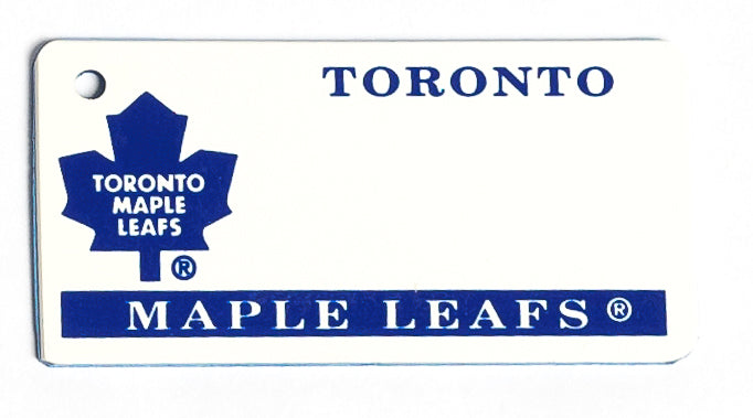 Toronto Maple Leafs Key Tag