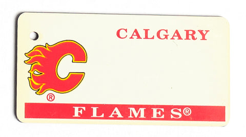 Calgary Flames Key Tag