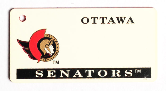 Ottawa Senators Key Tag