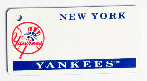 New York Yankees Key Tag