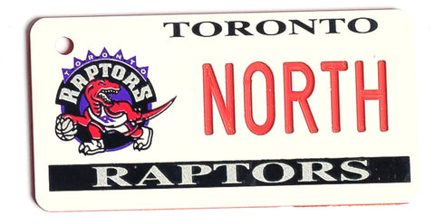 Toronto Raptors Key Tag