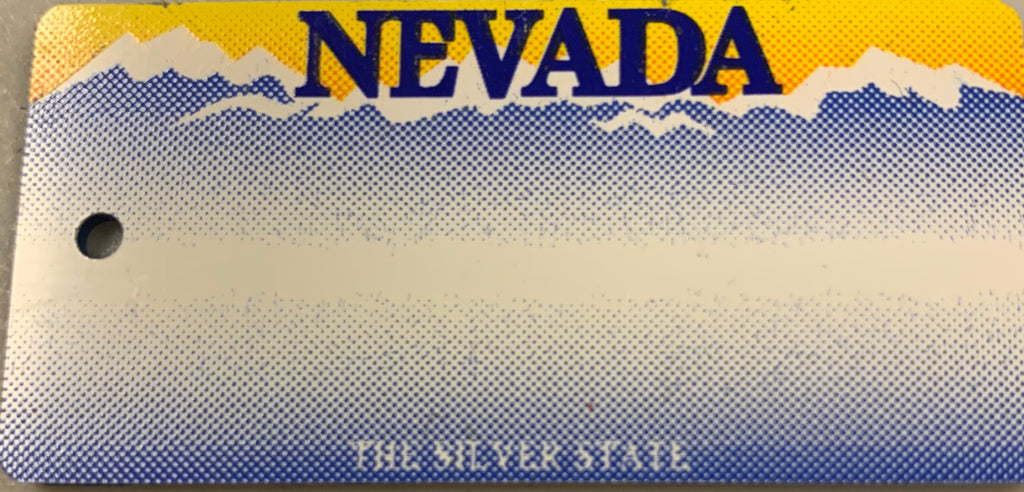 Nevada Key Tag