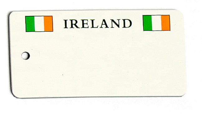 Ireland Key Tag