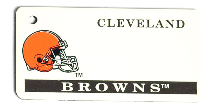 Cleveland Browns Key Tag