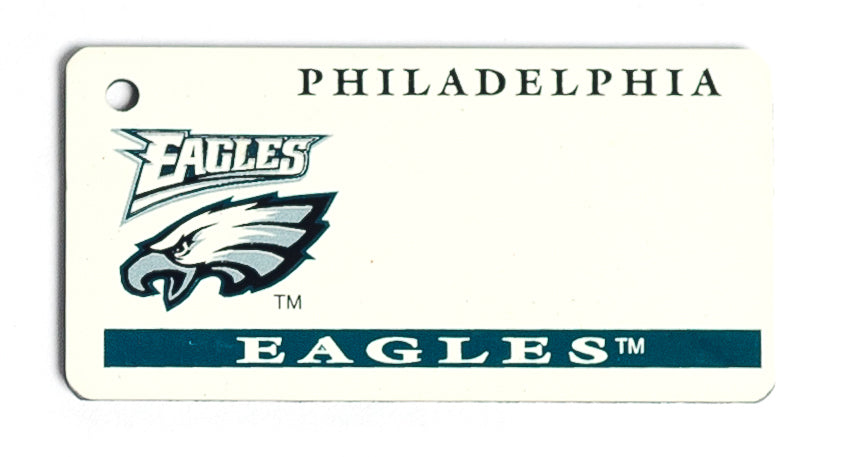 Philadelphia Eagles Key Tag