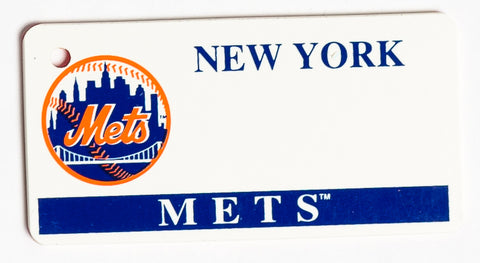 New York Mets Key Tag