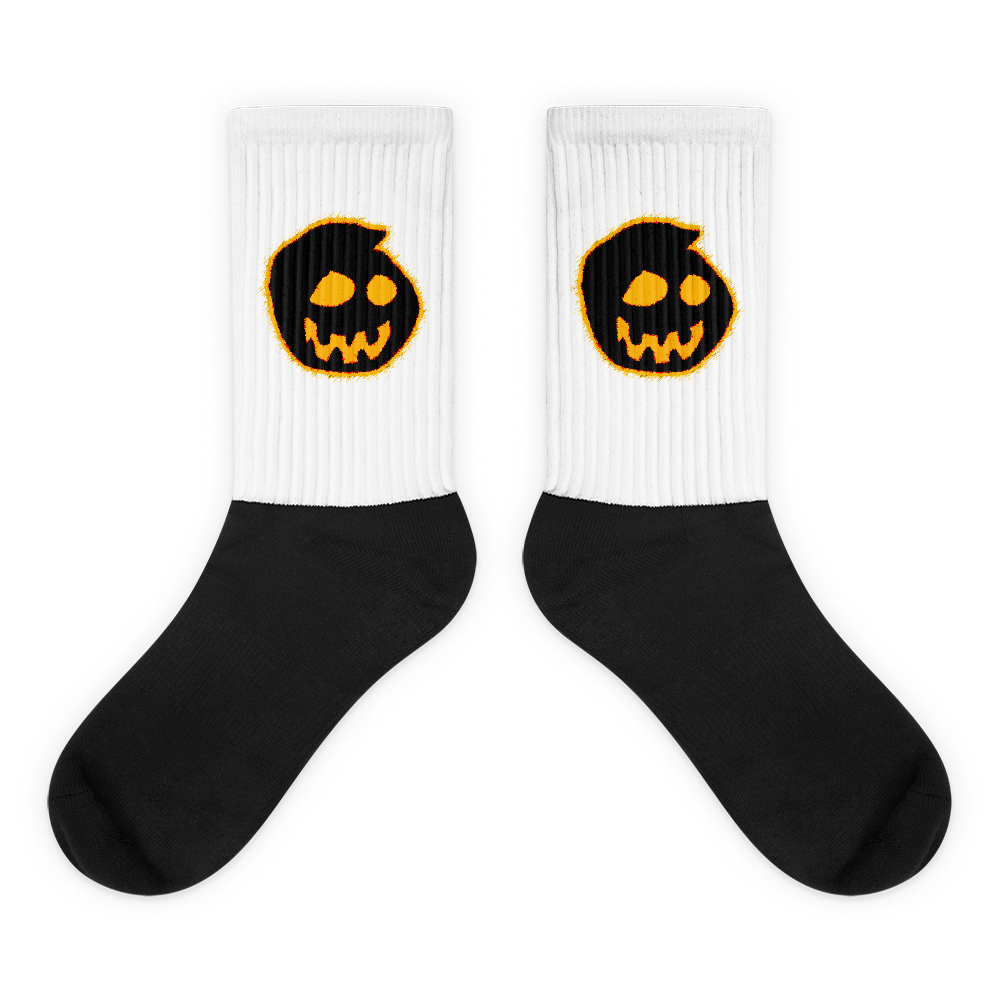 Black foot socks - TheUnbrandedStore
