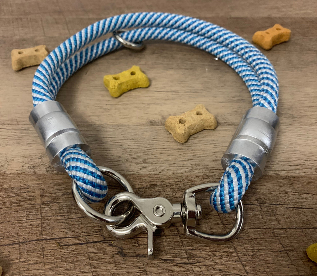Lobster Clip Climbing Rope Collar - Just Pet Products