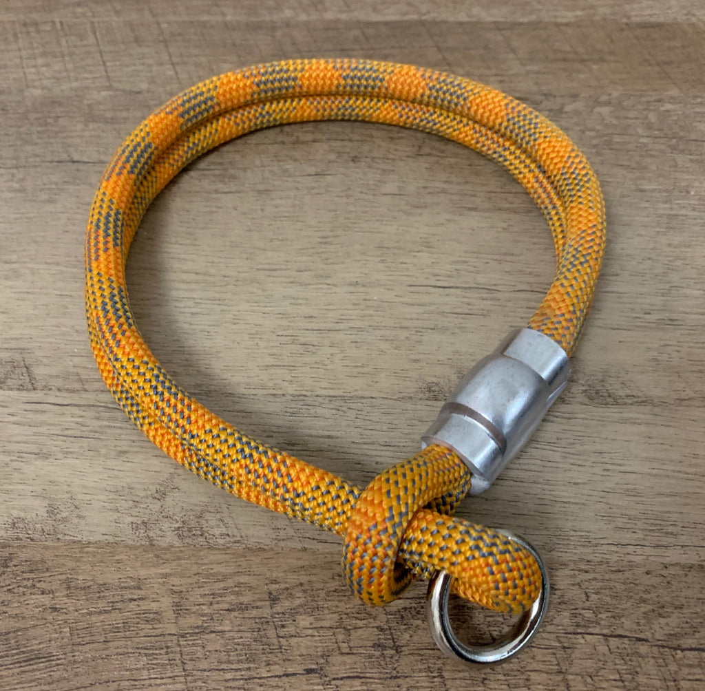Tightening Climbing Rope Collar - Just Pet Products