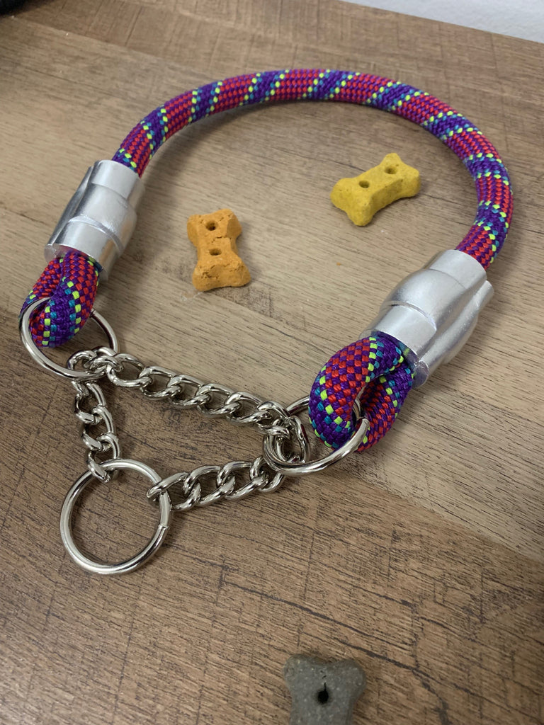 Martingale Climbing Rope Collar - Just Pet Products