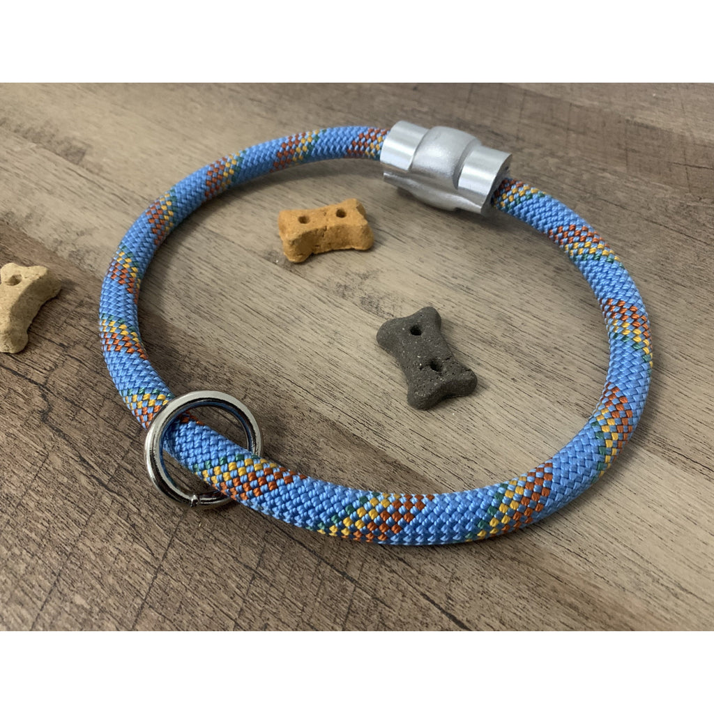 Climbing Rope Dog Collar - Single Rope - Just Pet Products