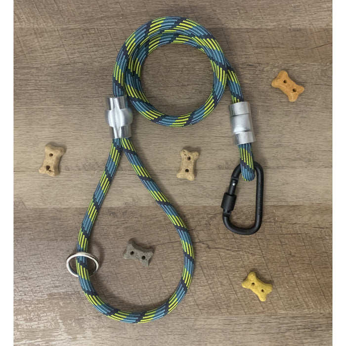 Blue & Green Stripe - Just Pet Products