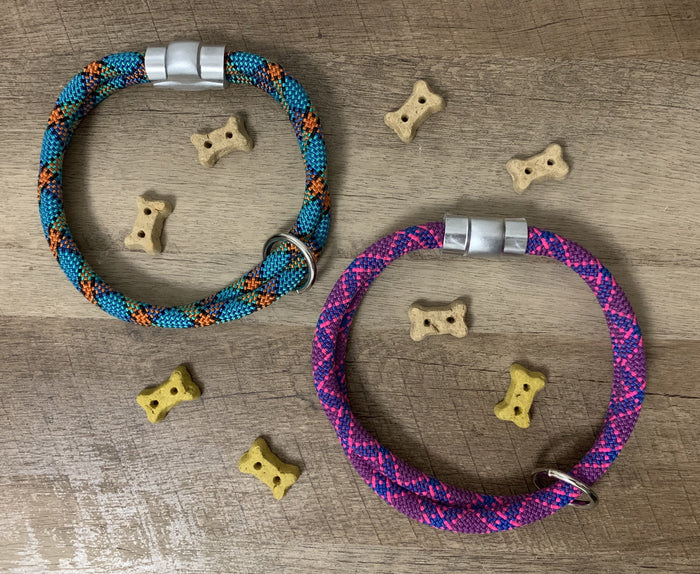 Climbing Rope Dog Collar - Just Pet Products