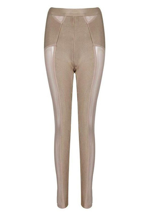 Eliza Pants - Nude, Pants, [product_color]