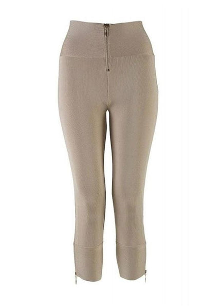 Lorelei Bandage Pants - Nude, Pants, [product_color]