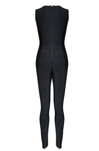 Phoebe Jumpsuit - Black, Jumpsuits, [product_color]