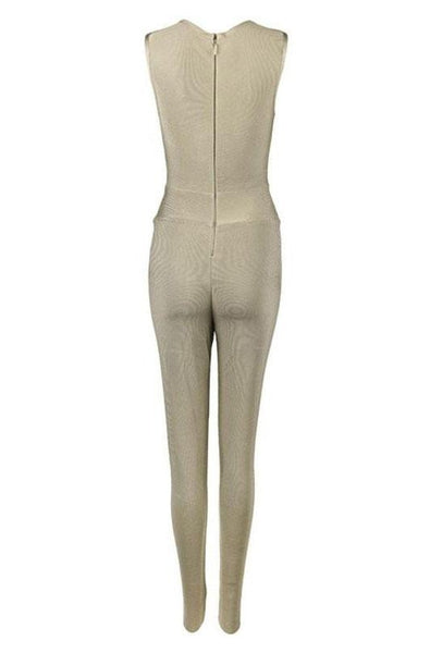 Phoebe Jumpsuit - Nude, Jumpsuits, [product_color]