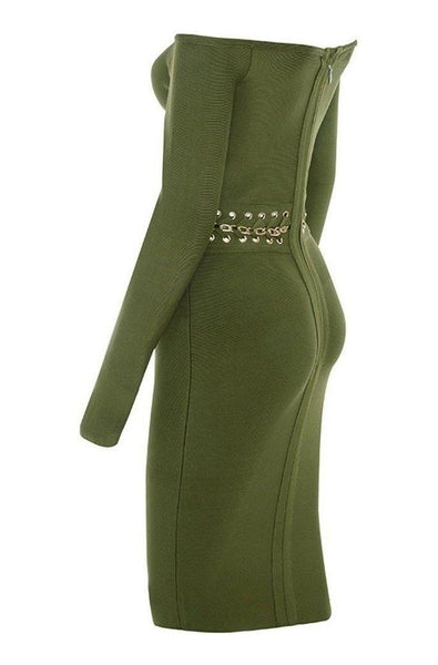Jolene Bandage Dress, Dresses, [product_color]