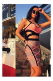 Luna Bandage Dress, Dresses, [product_color]