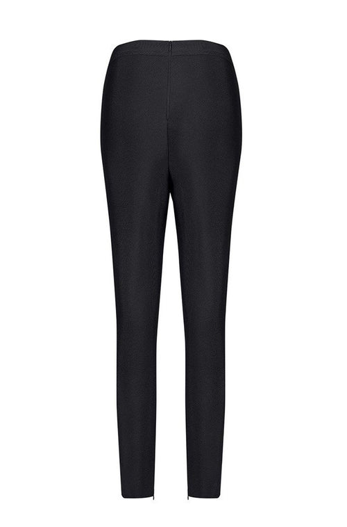 Cecily Bandage Pants - Black, Pants, [product_color]