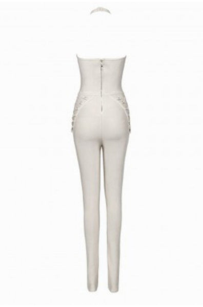 Gabriella Jumpsuit - Nude, Jumpsuits, [product_color]