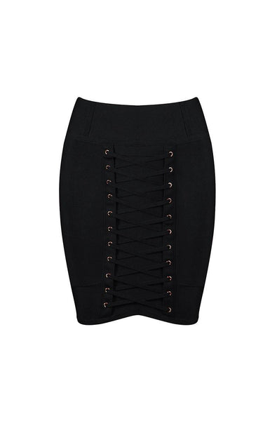Sirenne Skirt - Black, Skirts, [product_color]