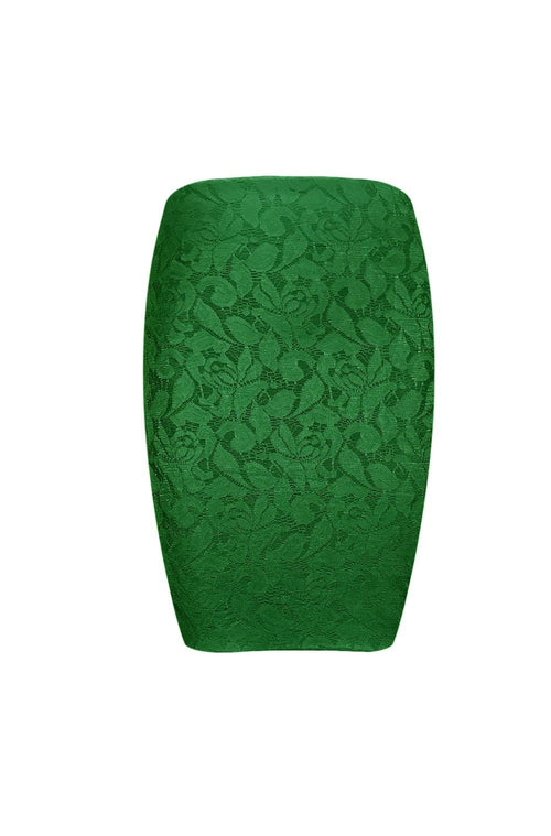 Primrose Skirt - Green, Skirts, [product_color]