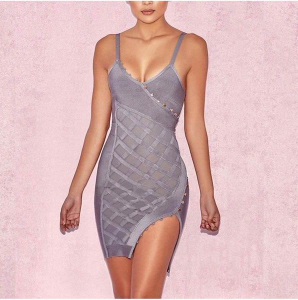 Isobel Bandage Dress, Dresses, [product_color]
