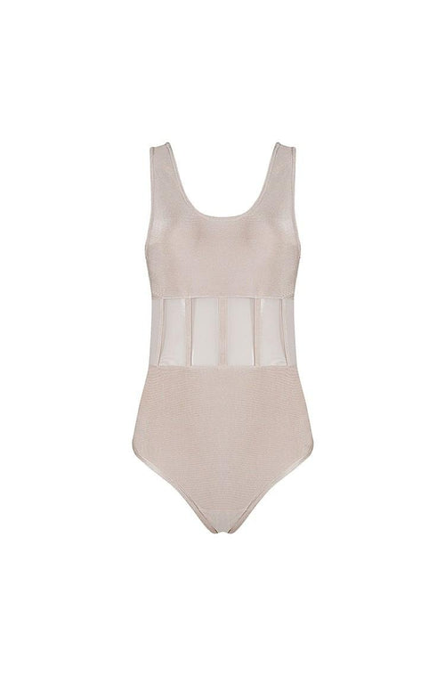 Daphne Bodysuit - Nude, Bodysuit, [product_color]