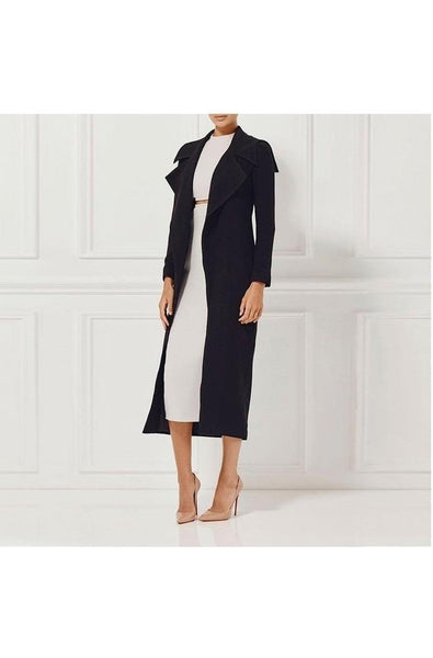 Nina Coat - Black, Coat, [product_color]