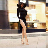 Regina Bandage Dress - Black, Dresses, [product_color]