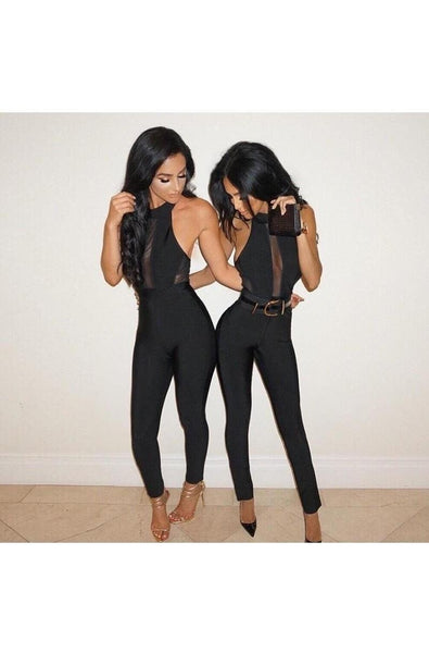 Sage Jumpsuit - Black, Jumpsuits, [product_color]