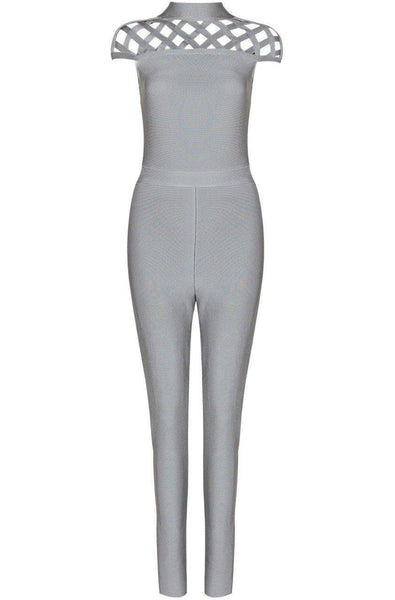 Ryder Jumpsuit - Gray, Jumpsuits, [product_color]