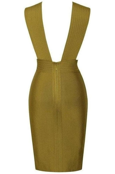 Maeve Bandage Dress - Green, Dresses, [product_color]