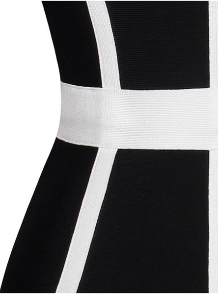 Anjelica Bandage Dress, Dresses, [product_color]