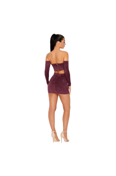 Tina Two Piece Set - Purple, Two-Pieces, [product_color]