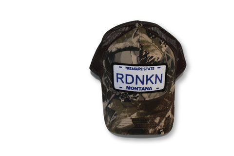 Embroidered Montana Mesh RDNKN hat