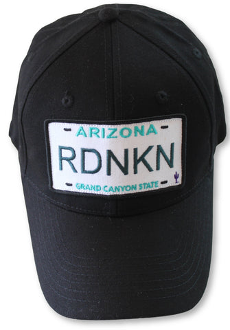 Embroidered Arizona Flex fit RDNKN Ball cap