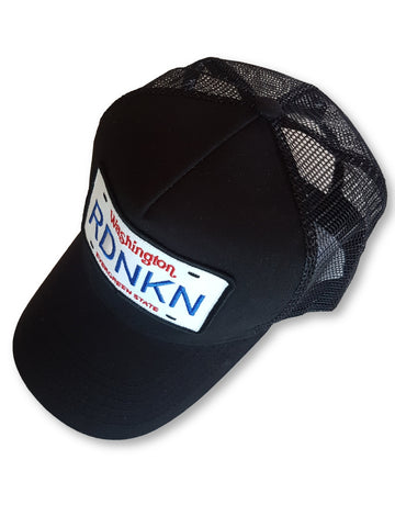 Embroidered Washington RDNKN Mesh Trucker Hat