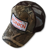 Embroidered Georgia RDNKN Mesh Trucker Hat