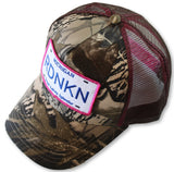 Embroidered Michigan RDNKN Mesh Truckee Hat