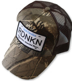 Embroidered South Carolina RDNKN Mesh Trucker Hat